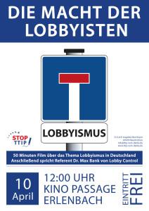 Die Macht der Lobbyisten